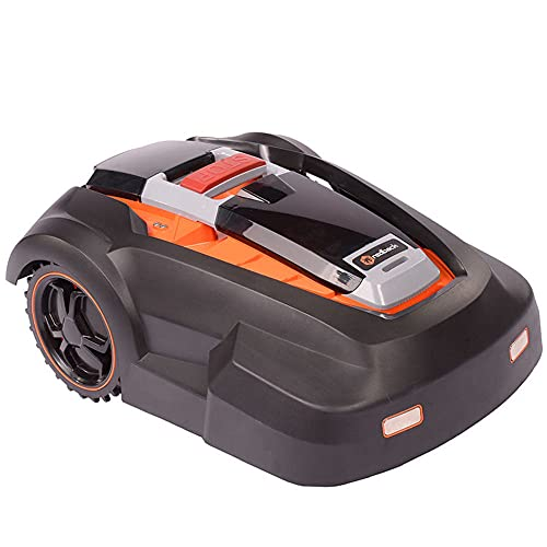 Mowro RM24REFURB 28V Robot Lawn Mower with Install Kit and 4.0A Battery Refurbished