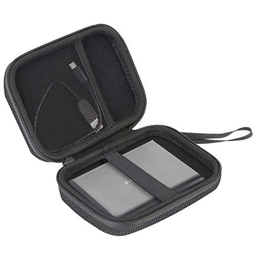 Khanka Hart Tasche case für Maxone/seagate Game Drive Externe Festplatten ssd.