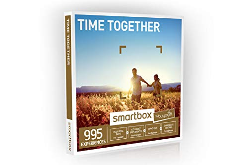 Buyagift Time Together Gift Experiences Box - 995 for couples to create special moments together