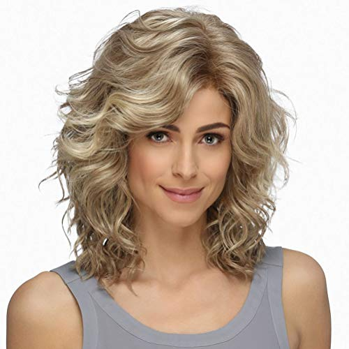 Estetica Design (Finn) - Synthetic Front Lace Wig in CARAMELKISS