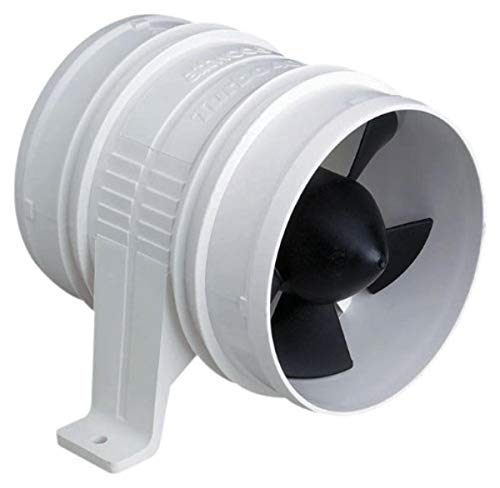 Attwood Blower (White, 4-Inch)