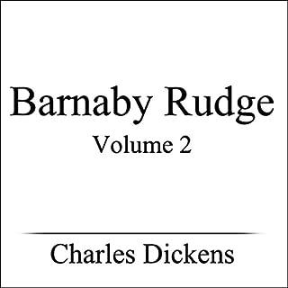 Barnaby Rudge, Volume II audiobook cover art