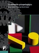 La evaluación psicopedagógica (GRAO - CASTELLANO nº 208) (Spanish Edition)
