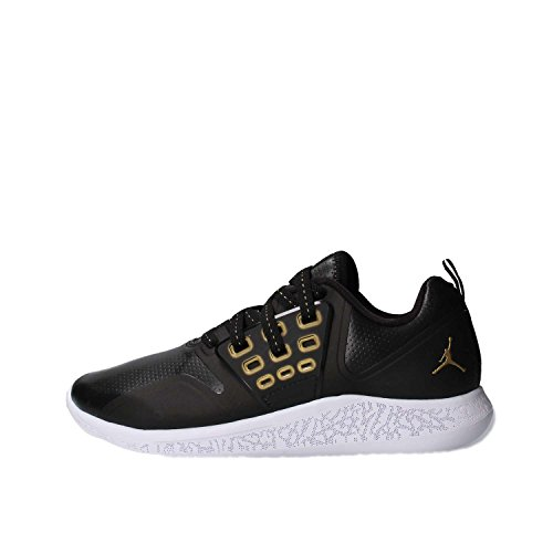Jordan Grind BG, Chaussures de Fitness Homme, Multicolore (Black/Metallic Gold 031), 40 EU