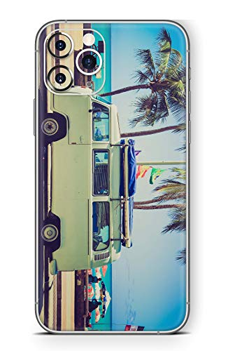 Skins4u Design Schutzfolie Cover Aufkleber Skins Skin für iPhone 11 Pro MAX Kult