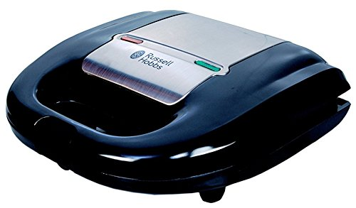 Russell Hobbs RST750WT 1-Litre Waffle Maker (Black)