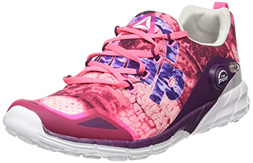 Reebok V72626_38, Running Shoes Donna, Red, EU