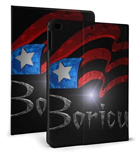 Puerto Rico PU Leather Smart Case Función Auto Sleep / Wake para iPad Mini 4/5 7.9 'y iPad Air 1/2 9.7' Case