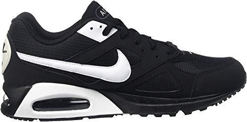 Nike Herren Air Max Ivo Turnschuhe, Negro / Blanco / Negro (Black / White-Black), 41 EU