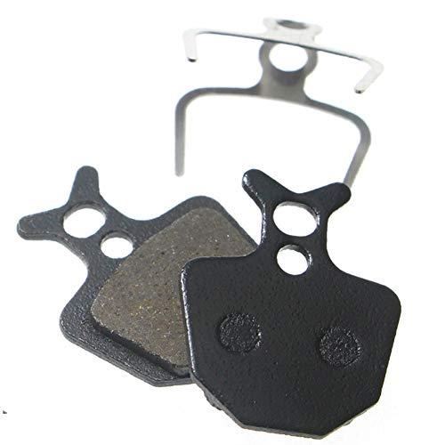 BGGPX 1 par de Pastillas de Freno de Disco de Bicicleta MTB/Apto para Oro K24 / Apto para Oro K18 / Apto para Oro Bianco/Apto para Modelos de fórmula Resina sinterizada