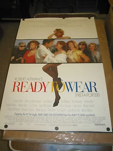 READY online shopping TO WEAR ORIG. U.S ONE SO ALTMAN ROBERT Wholesale POSTER SHEET MOVIE