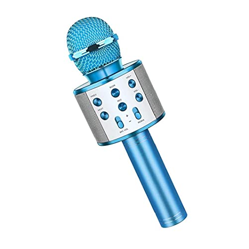 Drahtlose Mikrofone, Bluetooth-Mikrofon-Karaoke-Spielzeug...