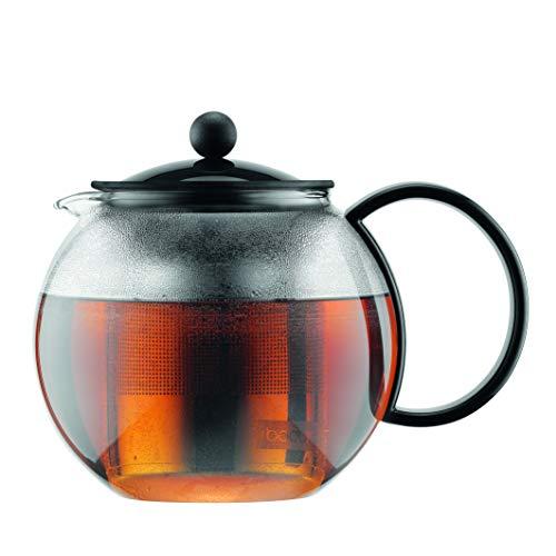 Bodum Assam Tea Press, 34 Oz, Black