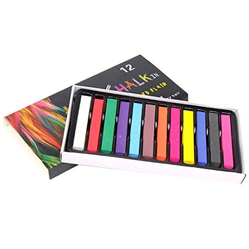 ABBY 36 couleur de cheveux de stylo Gradient de couleur Stylo de coloration capillaire Barre d'outils de coiffure de cheveux/12pcs