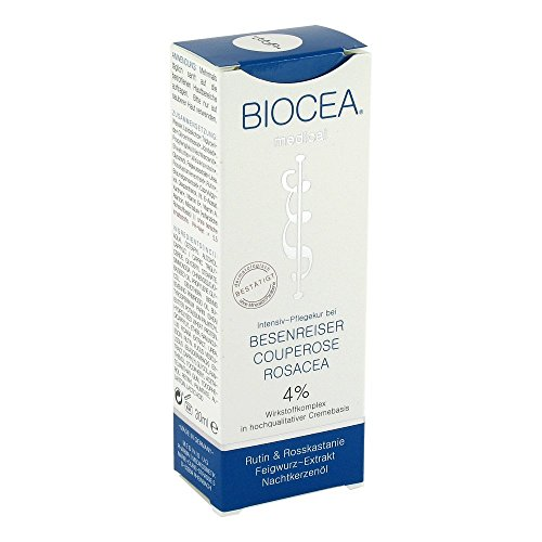 Biocea Besenreiser Pflegecreme, 30 ml