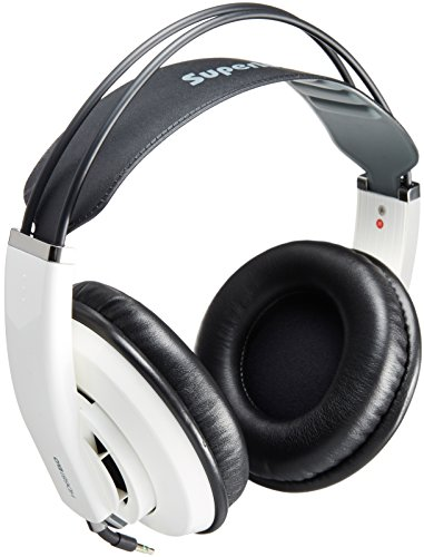Superlux HD681EVO - Auriculares de Diadema, Color Blanco