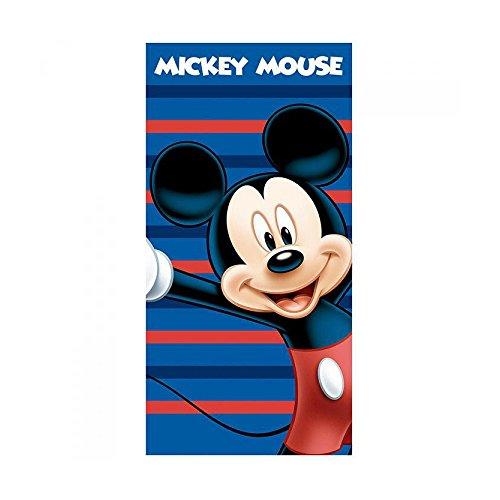 Serviette de plage en coton Mickey Mouse