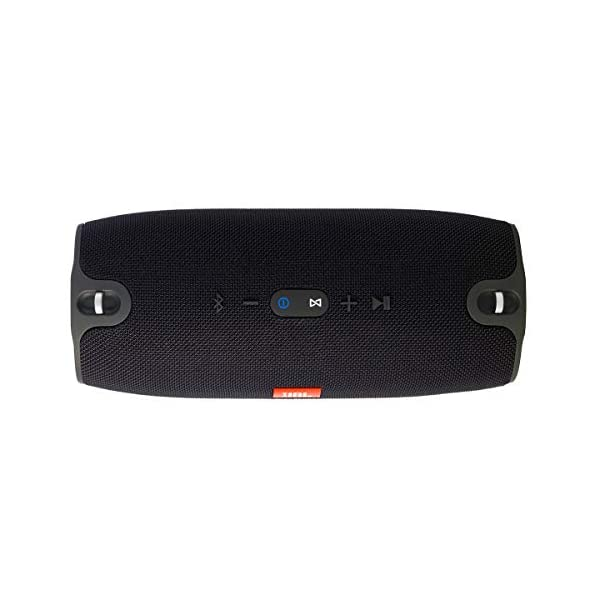 JBL Charge 4 rear view