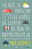 En qué se parecen las gotas de lluvia al pan de hamburguesa: 120 curiosidades científicas relacionadas con la meterología (NO FICCIÓN)