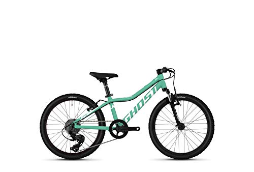 Ghost Lanao 2.0 AL W 20R Mädchen Mountain Bike 2020 (27cm, Jade Blue/Star White)