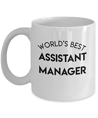 Assistant Manager Mug -