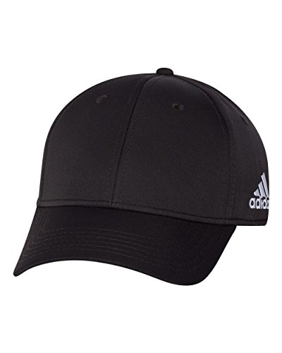 adidas Golf Mens Core Performance Max Structured Cap (A600) -Black -One Size