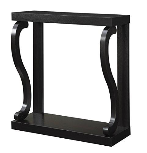 Convenience Concepts Newport Gramercy Console Table, Espresso