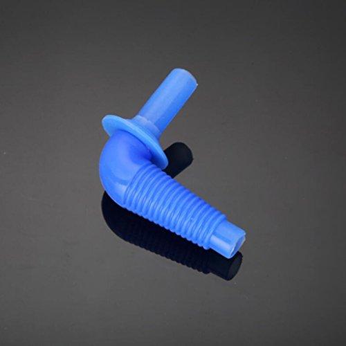 Slang Wddwarmhome vloer afvoer connector wasmachine onder de waterpijp toegewijde elleboog