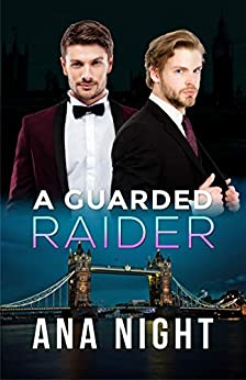 A Guarded Raider (The Black Raiders Book 3) by [Ana Night]