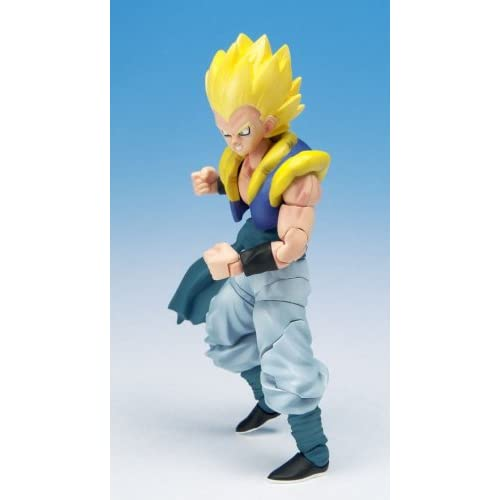 Dragon Ball Z Hybrid Action Super Dragon Den Super Saiyan Gotenks (japan import)