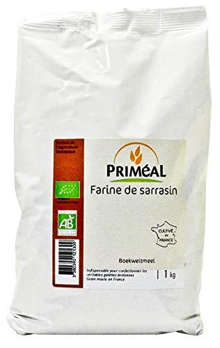 PRIMEAL - FARINE DE SARRASIN FRANCE 1KG