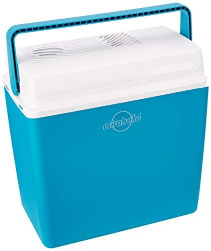 EZetil Mirabelle E24 Thermo-elektrische koelbox, 12 V 12 V blauw/wit