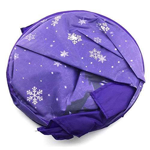 N/V innovador sueño mágico tiendas niños pop up cama tienda niño dormitorio playhouse invierno país de las maravillas regalo para niños