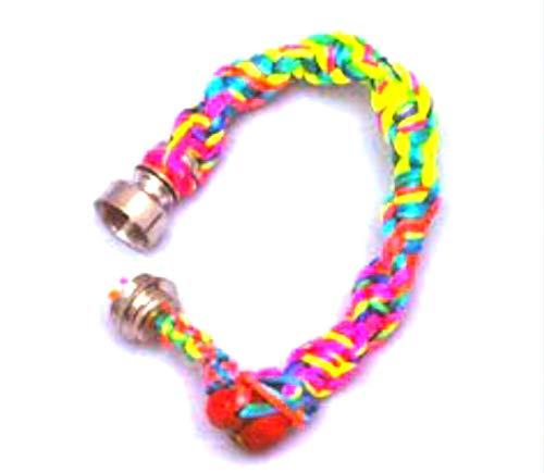 Illusions Tie Dye Anklet - Bracelet Festival Jewelry