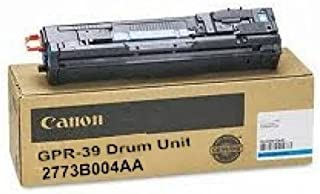 Canon GPR-39 1730 1740 1750 87KYield for ImageRunner Drum Unit Black 2773B004AA