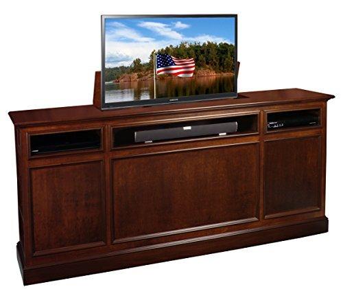 TVLiftCabinet, Inc Suite Brown TV Lift Cabinet