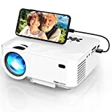 Synchronize Smartphone Screen Mini Beamer, 3800 Lumen TOPVISION Video...