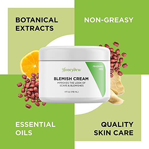 Best Scar Removal Cream for Old Scars - Stretch Mark Removal Cream for Men & Women - Belly Buster for Pregnancy Stretch Marks - Moisturizer for Dry Skin with Coconut Shea & Vitamin E - SPF Body Lotion