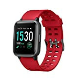 tugamobi Smart Band SB501 - Fitness Tracker, Touch Screen,Tracker with Heart Rate...