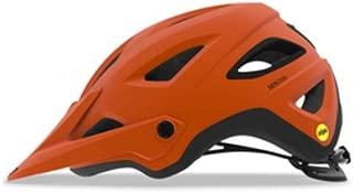 Giro Montaro MIPS Matte Deep Orange Warm Black Mountain Bike Helmet Size Large