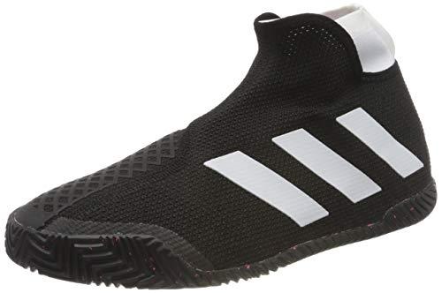 adidas Stycon M, Zapatillas de Tenis Hombre, NEGBÁS/FTWBLA/ROSSEN, 46 EU ⭐