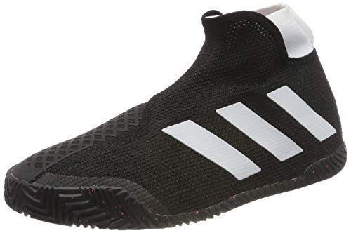 adidas Stycon M, Zapatillas de Tenis Hombre, NEGBÁS/FTWBLA/ROSSEN, 46 EU