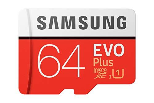 Samsung Evo Plus 2021 Memoria Flash da 64 GB MicroSDXC Classe 10 UHS-I