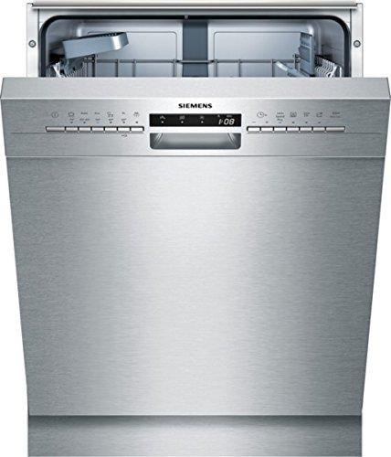 Siemens SN436S03IE iQ300 Geschirrspüler 1.7 cm/A++ / 262 kWh/Jahr / 2660 L/Jahr/AquaStop/edelstahl