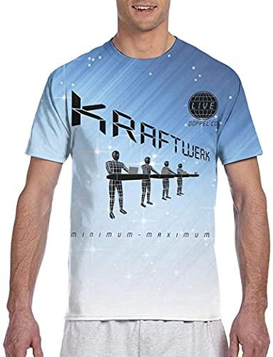 Kraftwerk T-shirts