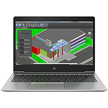 HP ZBOOK 14U-G5 Mobile Workstation Intel:I5-8350U/CI5-1.70GLV 8GB/1-DIMM 256GB/PCIE MR GBE 802.11AC+BT BL FPR Webcam INTEL-UHD620/IGP 14IPSFHD W10P-64 3-Cell 3.3LBS Silver Bundled W/ ULTRASLIM Dock