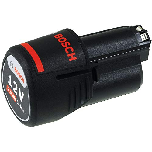 Bosch Akku Typ 2607336879 Original, 10,8V +12V, Li-Ion