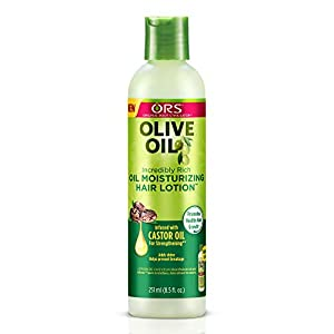 Beauty Shopping ORS Olive Oil Incredibly Rich Oil Moisturizing Hair Lotion 8.5 Ounce (Pack of 1)