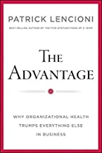 the advantage why organizational health