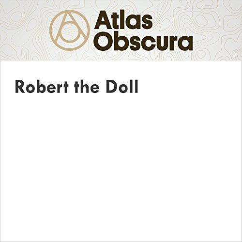 Robert the Doll audiobook cover art
